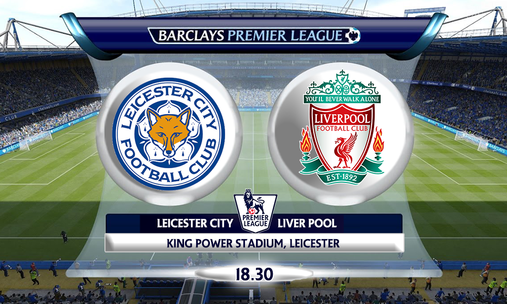 premier league Leicester City VS Liverpool